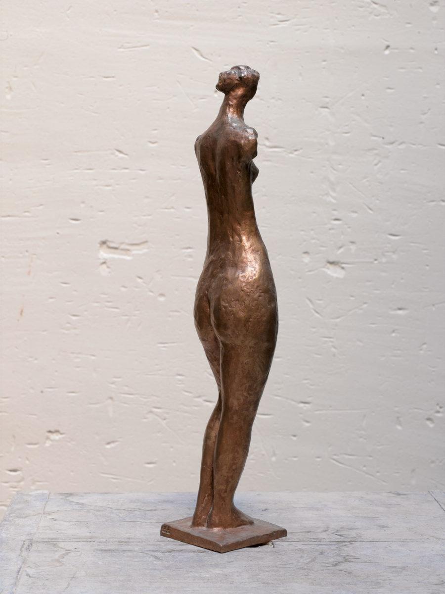 Häufig Femmes de bronze et de terre cuite - Yvette de la Fremondière GN85